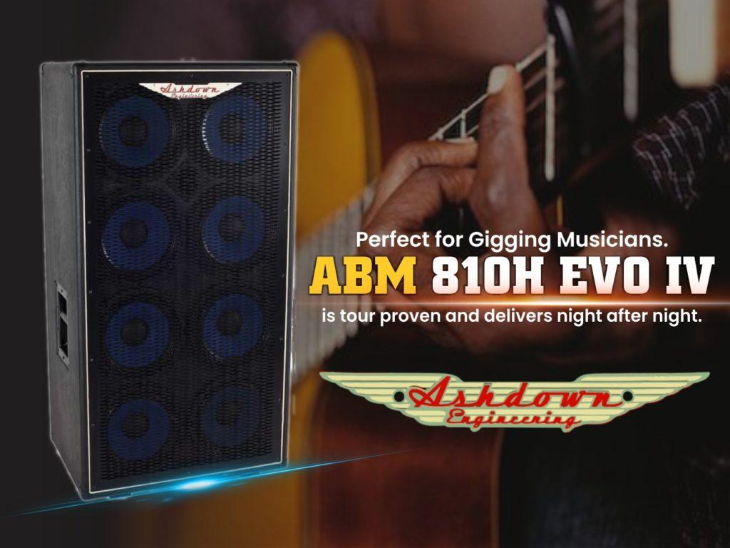 abm 810 1200 Speaker Cabinet tour proven built to last forever