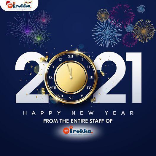 Happy New Year 2021 Irukka Online