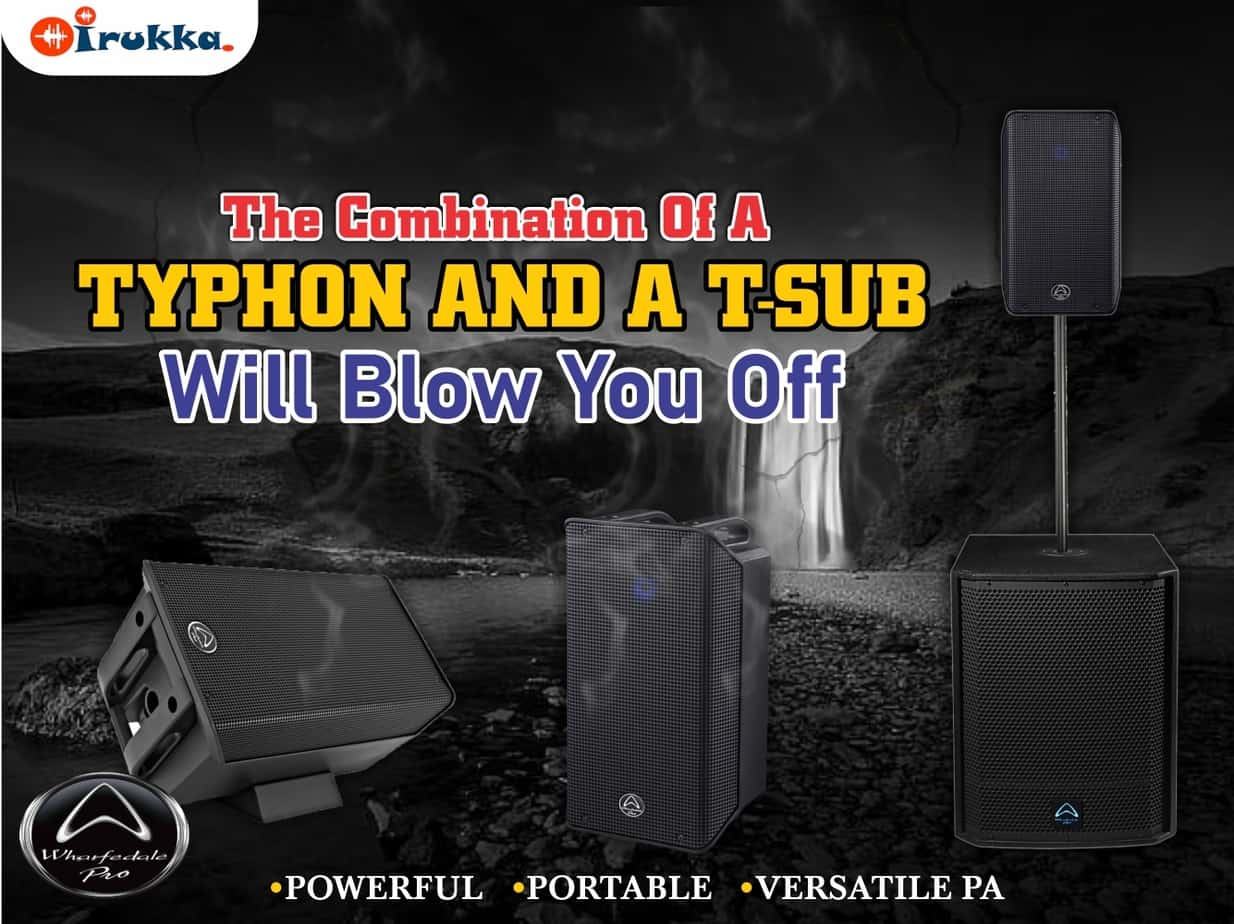 The Combination of the Typhon and T-sub will blow you off