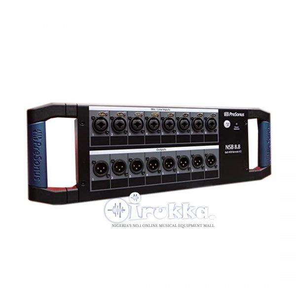 Presonus NSB 8.8 - 8x8 AVB-Networked Stage Box