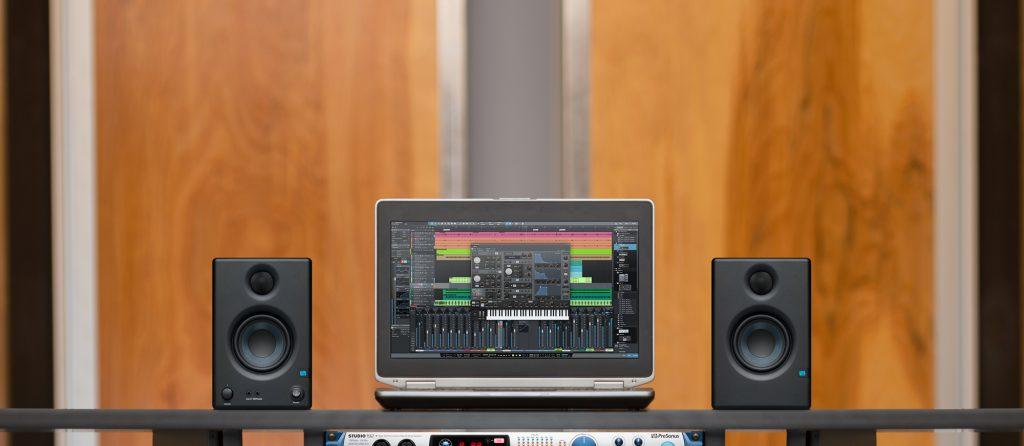 PreSonus® Eris-series Studio Monitors Delivers Sounds You Can Trust