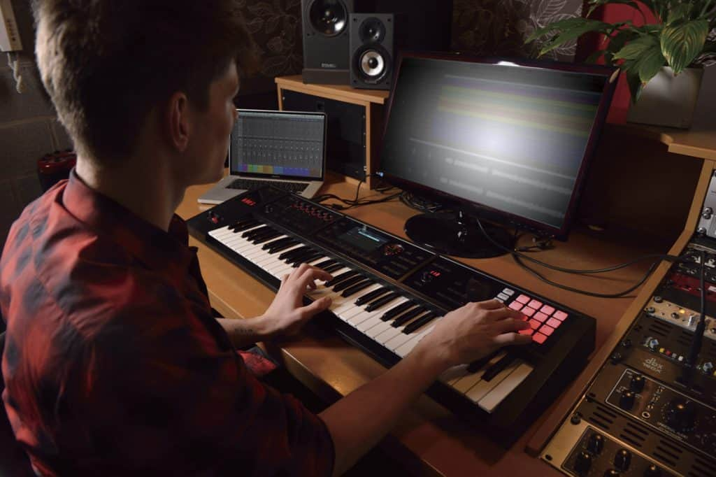 Product review, features_intuition_roland_FA-06_keyboard_music_workstation