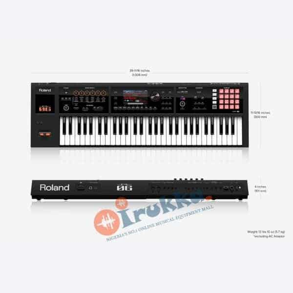 Roland FA 06 Keyboard Shop and Buy on Irukka