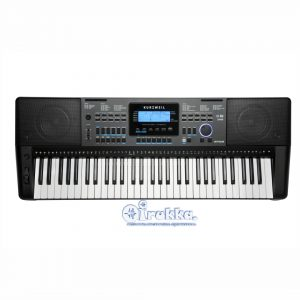 Kurzweil KP150 Full-Size Velocity Sensitive Synth Action Performance Series Arranger Keyboard