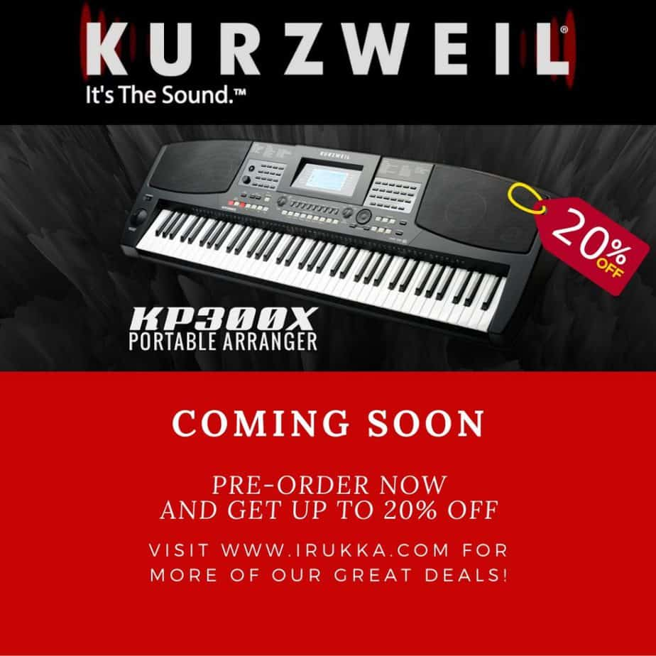 THE FAMOUS KURZWEIL WORKSTATIONS IS COMING SOON Preorder Now PC4