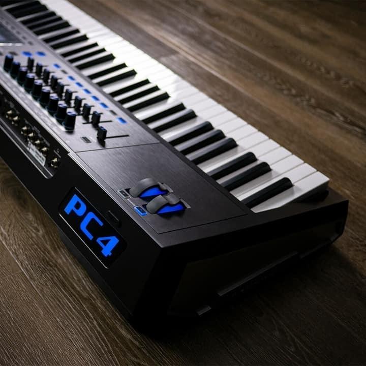 kurzweilmusic PC4 Keyboard looks good