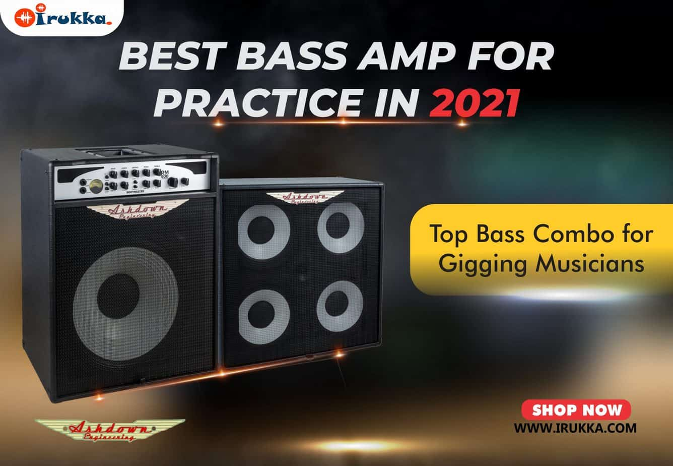 Best Bass Amp For Practice in 2021 Top Bass Combo for Gigging Musicians