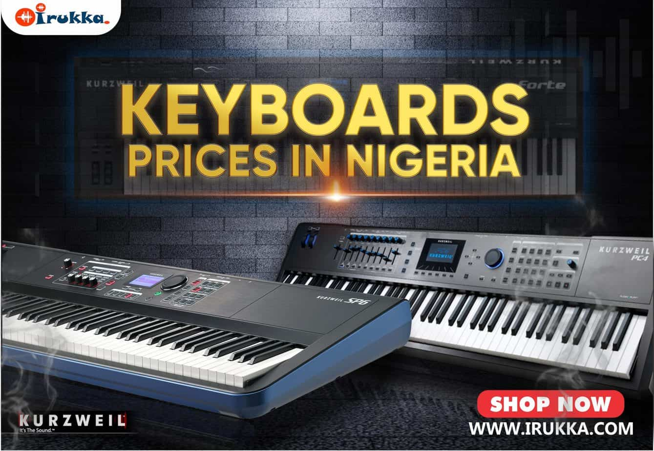 Keyboards Prices on Nigeria