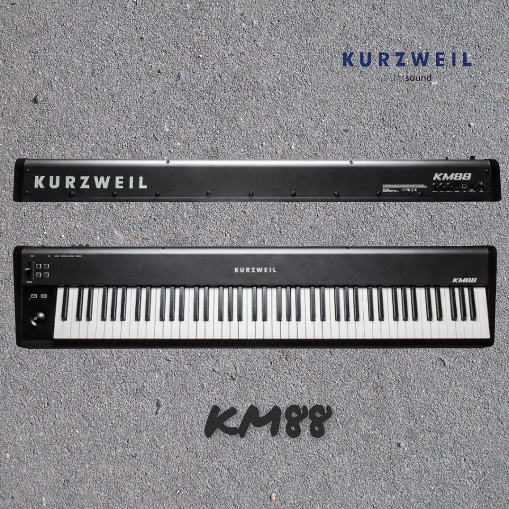 Kurzweil KM88 USB MIDI Keyboard Controller