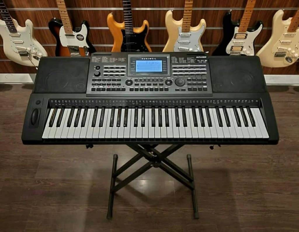 Kurzweil #KP200 Synthesizer