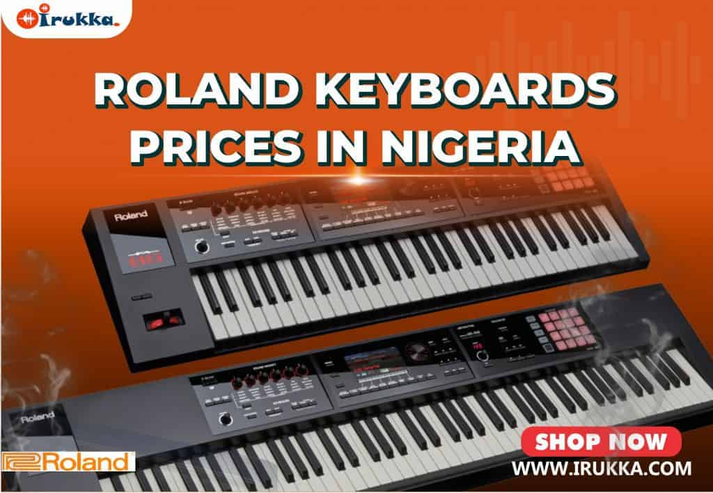 Prices of Roland Keyboards in Nigeria