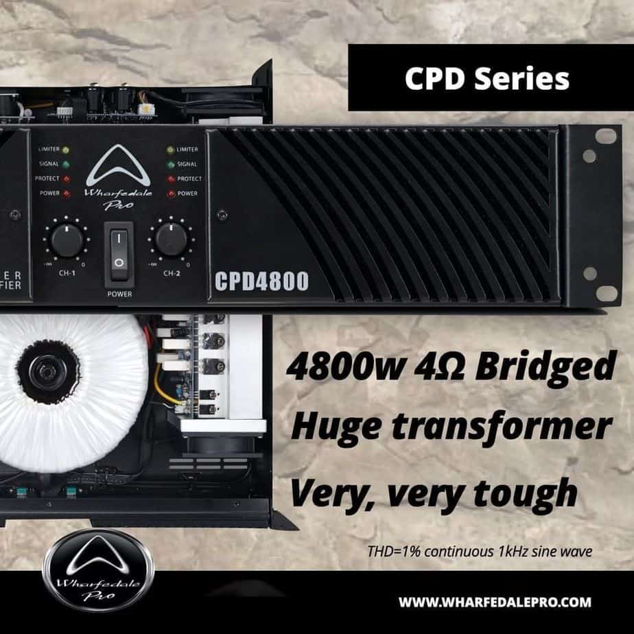 CPD Amplifiers Just Does the Job